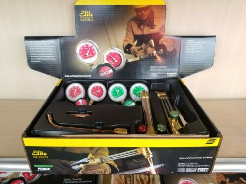 ESAB Oxygen-Acetylene Heavy Duty Cutting Kit Outfit  PUROX            Style
