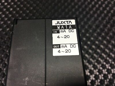 Yokogawa Signal Conditioner Juxta Wa1a 4-20ma