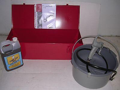 Metalcase Manual Oiler Oil Ridgid 700 Powerpony Pipe Threader 12r Diehead 12-2