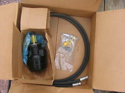 Koyker K687239 New Parker Hydraulic Motor With Hoses Tfu100as030aaaa