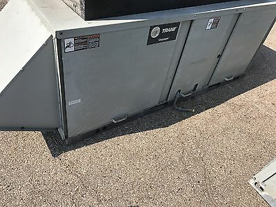 Trane Voyager 5 Ton Air Conditioner Combo Cooling Heating Unit Tcd061