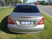 2003 Mercedes-Benz C200 Sedan ONE OWNER FULL BOOKS !! East Rockingham Rockingham Area Preview