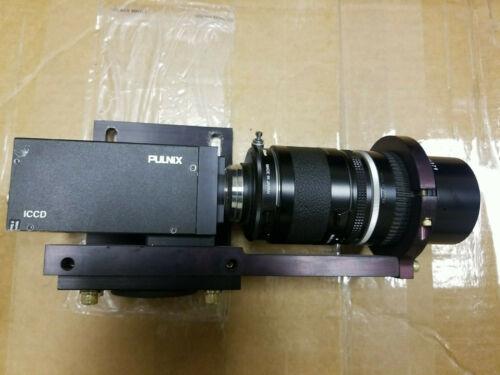 Pulnix DN-006F2 ICCD Gen. 2 Intensified Camera / TC-201 / NIKKOR 135MM 1:2.8ppp]