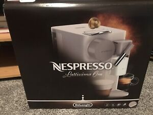 Nespresso Lattissma One