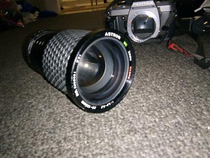Pentax Macro Lens 28-135mm
