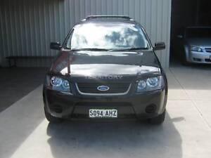 2006 Ford Territory Wagon BLACK DUCO
