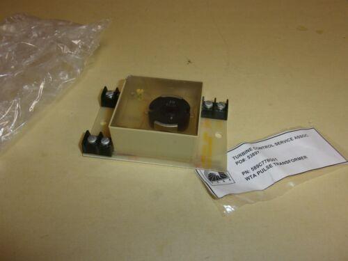 Turbine Control Service 589C778G01 WTA Pulse Transformer