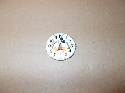 vintage mickey mouse face for pocket watch