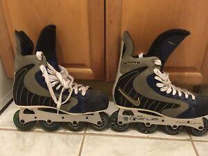Nike Hockey Rollerblades