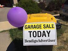 Garage sale Eaglehawk Bendigo City Preview