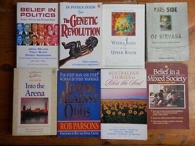Joblot Christian Interest Bible Study Books Etc