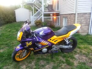Honda cbr smoking joe collector bike original 1996