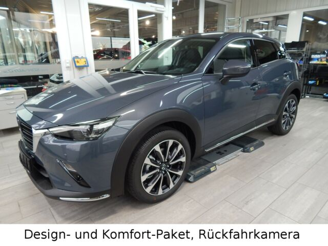 Mazda CX-3 2.0 SKYACTIV SELECTION XXL