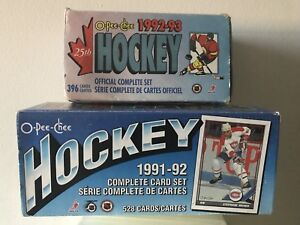 Baseball and Hockey cards 3 boxes $25