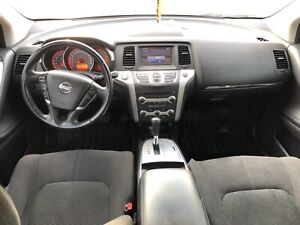 Nissan Murano SL AWD safetied clean title fully loaded