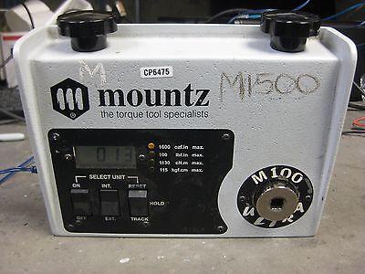 Mountz M-100 Ultra Torque Tester