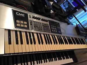 CME UF70 v2 76 notes keyboard controller with wireless MIDI Queens Park Eastern Suburbs Preview