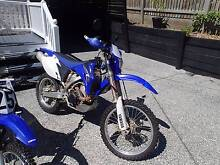 2010 Yamaha WR450F Clayfield Brisbane North East Preview