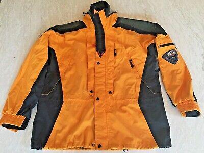 Helly Hansen Equipe Ski Jacket Keprotec Schoeller Jacket Missing Hood Large L