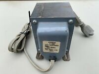 P-8631 Stancor Transformer STEP DOWN Primary 230V Sec 115V  Output 125 VA N4mg
