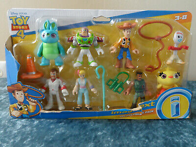 Disney Pixar Toy Story 4 Imaginext Deluxe Figure Pack - New in Package