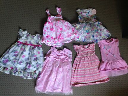 Size 1 baby girls clothes EUC
