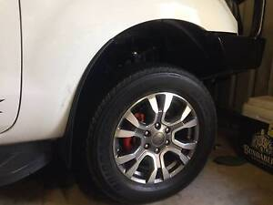 Ford Ranger 2016 Wildtrak Alloy Rims and Tyres Renmark Renmark Paringa Preview