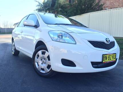 *2012 TOYOTA YARIS*AUTOMATIC*FULLY OPTIONED*CHEAP*MUST GO Arndell Park Blacktown Area Preview