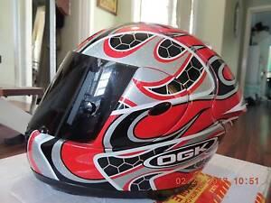 OGK FF4 Helmet Riverton Canning Area Preview