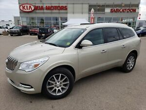2015 Buick Enclave Leather 2 SETS OF WHEELS - DVD PLAYER NEVE...