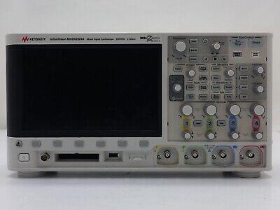 Keysight Used Msox2024a Oscilloscope Mixed Signal 4channel 200mhz - Bndl