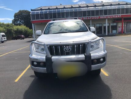 Toyota Land Cruiser Airds Campbelltown Area Preview