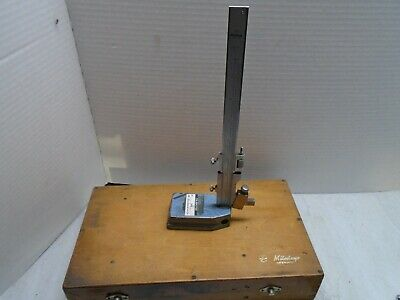 Mitutoyo 6 Vernier Height Gage