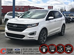 Ford Edge Sport 2017, AWD, toit naviagtion et +++