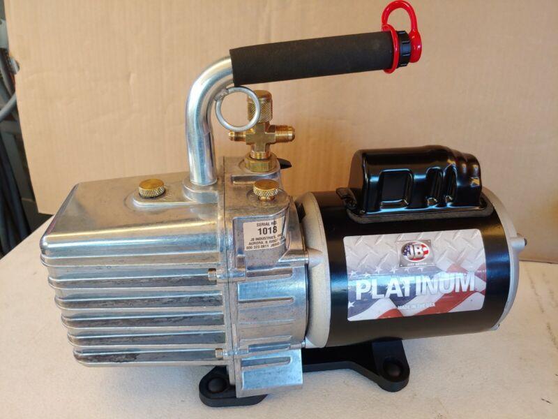 JB Industries DV-285N Platinum 10CFM Vaccum Pump (Mint Condition)