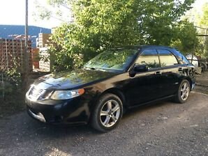 2005 Saab 92X - all wheel drive