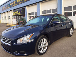 2012 Nissan Maxima SV Loaded