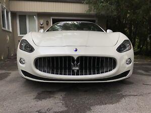 Maserati Grand Turismo S Convertible