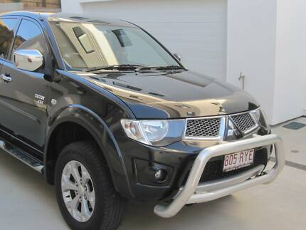 2011 Mitsubishi Triton Ute Manly West Brisbane South East Preview