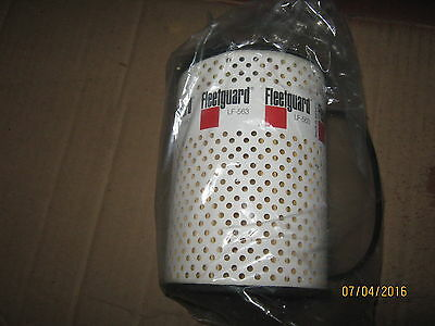 Farmall 560 706 806 And Others Oil Filter Free Shipping