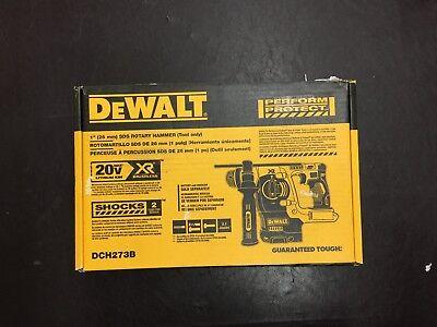 Dewalt Dch273b Xr Sds Concretemasonry Rotary Hammer Tool Only