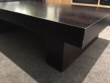 Dark chocolate coffee table Brighton East Bayside Area Preview