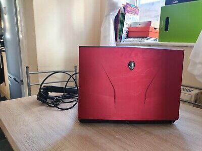 RED Alienware M14X Core i7, 8GB, GT555M