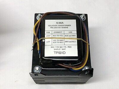 Triad Magnetics Transformer N-66a