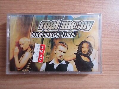 Real Mccoy - One More Time Rare Korea Sealed Cassette Tape NEW