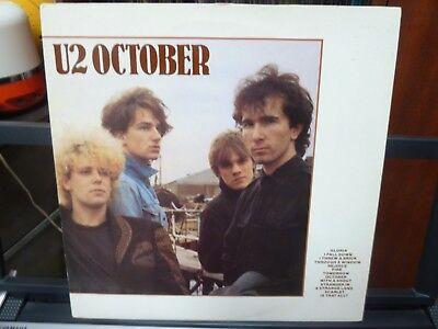 U2 October LP comprar usado  Enviando para Brazil