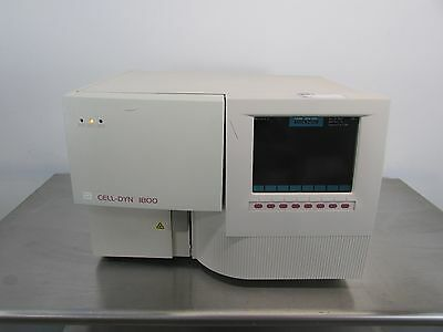 Abbott Cell Dyn 1800 Hematology Analyzer 8003-55-1004