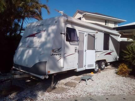 2008 26ft Jayco Sterling Caravan