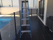Fibreglass Gorilla 6 foot (180)cm ladder Blackbutt Shellharbour Area Preview