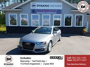 2016 Audi A4 2.0T Komfort plus AUTO! S-LINE! OWN FOR $211 B/W...
